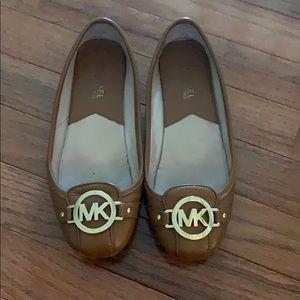 Michael Kors Cognac Flat